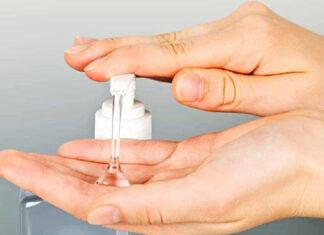 Płyn do dezynfekcji rąk
